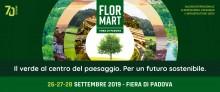 Bioagricert alla Fiera Flormart 2019